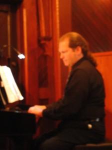 David Manley, pianist