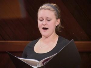 Samantha Montgomery - soprano