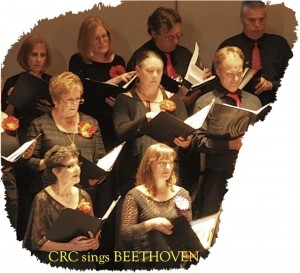 CRC sings Beethoven (lasso)