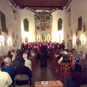 San Miguel Chapel concert Santa Fe Oct. 21, 2016