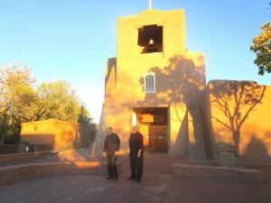 San Miguel Chapel:Hazelriggs:Santa Fe