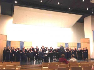 CRC sings Glaser Center 4:29:17