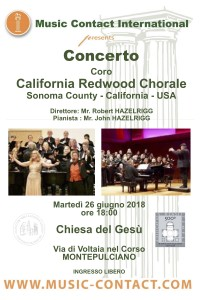 REDWOOD 26 GIUGNO 2018 Montepulciano corretto