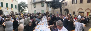 San Giovani feast day in Chianciano