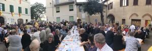 San Giovani feast day in Chianciano